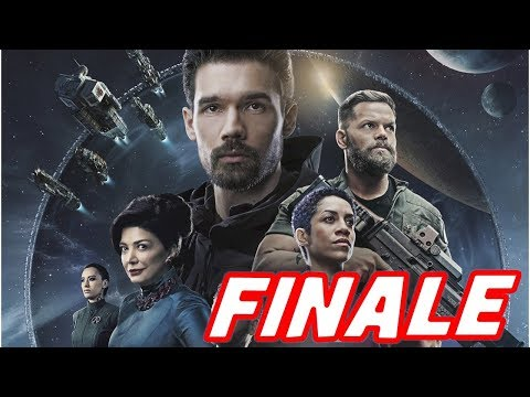 Let The Nemesis Games Begin!!! The Expanse Season 4 Finale Review & Easter Eggs!!!