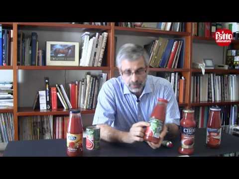 il pomodoro cinese venduto come made in italy