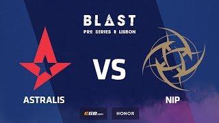 Astralis vs NiP, Overpass, BLAST Pro Series Lisbon 2018