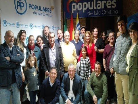 Inauguración Sede Partido Popular de Isla Cristina