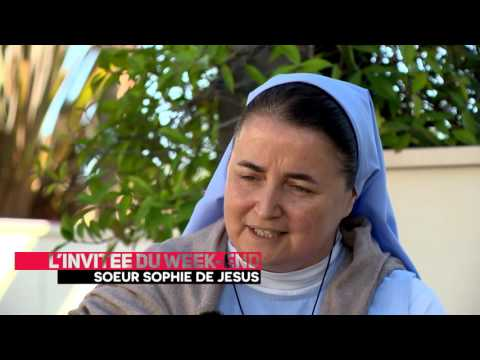Weekend guest: Sister Sophie de Jésus