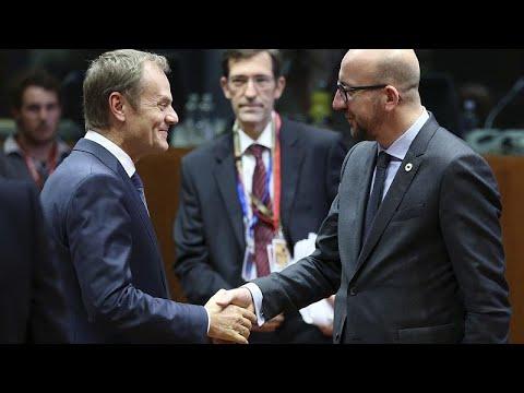 Ευρωπαϊκό Συμβούλιο: Παραδίδει σκυτάλη ο Τουσκ
