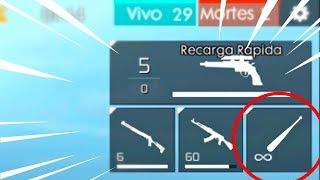 Piadas engraçadas - [EXCLUSIVO] NOVA ARMA NO FREE FIRE BATTLEGROUNDS (TACO DE BASEBOL)