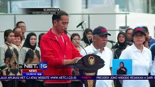 Video Presiden Jokowi Meresmikan 4 Venues ASIAN Games 2018 - NET16 MP3, 3GP, MP4, WEBM, AVI, FLV April 2018