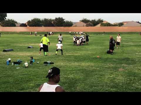 Manteca Raiders: Practice Week Two