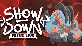 THOUSAND ARROWS MEGA SWAMPERT Pokemon Ultra Sun& Moon! Live w/PokeaimMD, Chimp, Emvee, Moet & Key by PokeaimMD