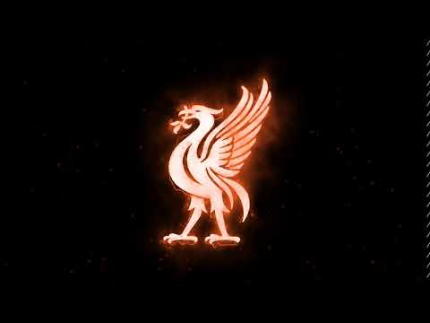 Liverpool Logo On Fire [Adobe After Effects]