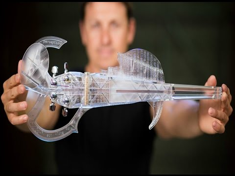 17 Incredible 3D Printed Objects