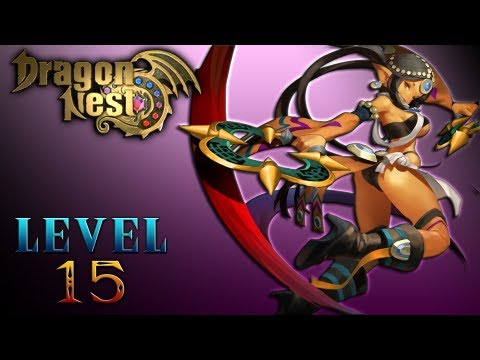 Dragon Nest - CN - Dancer [Level 15 - Job Advancement]