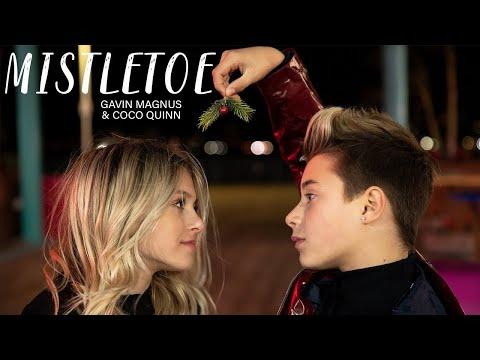 Justin Bieber - Mistletoe (Gavin Magnus Cover ft. Coco Quinn)