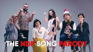Video NDP 2018 Theme Song Parody [Unofficial Music Video] MP3, 3GP, MP4, WEBM, AVI, FLV November 2018