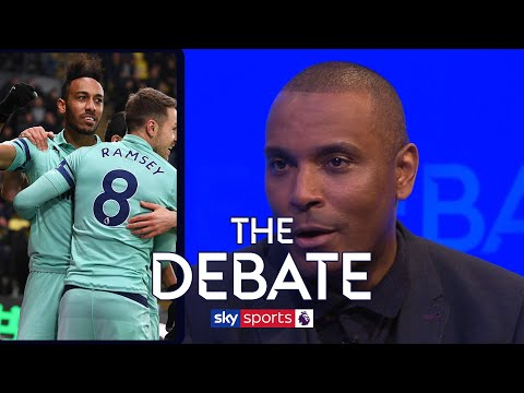 Is it a bigger achievement for Man United or Arsenal if they finish in the Top Four? | The Debate