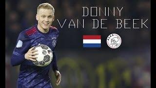 """Video DONNY VAN DE BEEK - """"The Balancer"""" - Passes, Goals, Skills, Tackles - AFC Ajax - 2017/2018 MP3, 3GP, MP4, WEBM, AVI, FLV April 2019"""