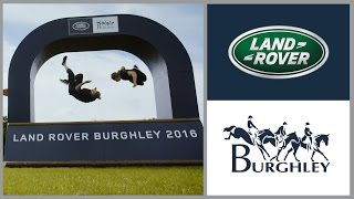 Land Rover Burghley Cross Country Preview 2016