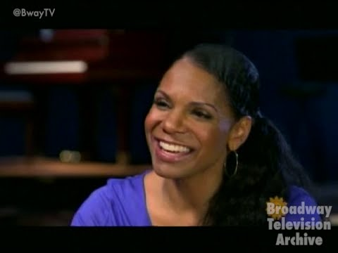 Audra McDonald talks about playing Billie Holiday