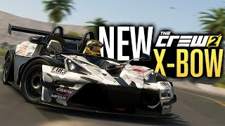 NEW BEST Street Racing Car?! | KTM X-BOW R Customization in The Crew 2