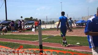Zapata (TX) United States  city pictures gallery : Jon Jakob Zapata Texas State TAAF 2013 POLE VAULT WESLACO TEXAS