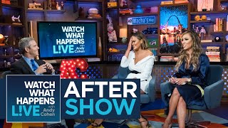After Show: A Chrissy Teigen, Cardi B, And Rihanna Threesome? | RHOC | WWHL