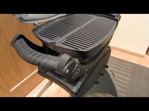 Weber Q140 Electric Grill with Stand