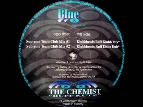 The Chemist - Ruff Kutz (Klubbheads Ruff Klubb Mix) [Blue Records 1996]