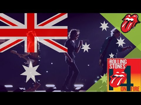 coming - The countdown is on until the Rolling Stones bring their 14 ON FIRE tour to Australia and New Zealand! The 9 date tour starts at the Adelaide Oval on Saturday 25th October, followed by two...