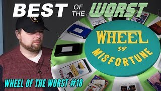 Video Best of the Worst: Wheel of the Worst #18 MP3, 3GP, MP4, WEBM, AVI, FLV Februari 2019