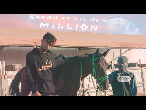 Brown ft. Lil jum - مليون | Million ( Official Music Video ) Dir. By @khalidk4_