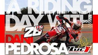 Video [LUC1] A riding day with Dani Pedrosa MP3, 3GP, MP4, WEBM, AVI, FLV Juli 2018