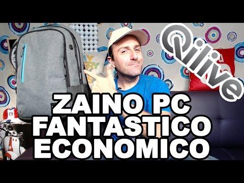 Qilive Urban: il mio zaino porta PC preferito!