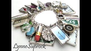 Soldered Charm Palooza Bracelet