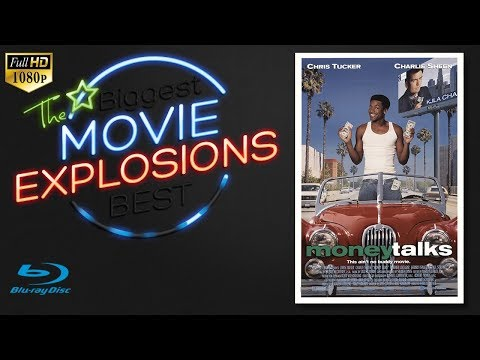The Best Movie Explosions: Money Talks (1997) Helicopter And Grenades [HD]