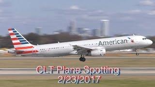 Download Lagu CLT Plane Spotting (60fps) Mp3