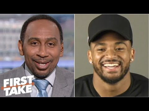 Video: Jamal Adams: The Jets have to give the Patriots a 'run for their money' | First Take