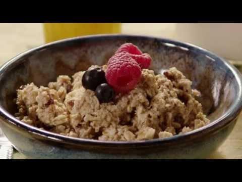 Whole Grain Recipes – How to Make Muesli
