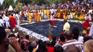 cérémonie tamoule kanal austral