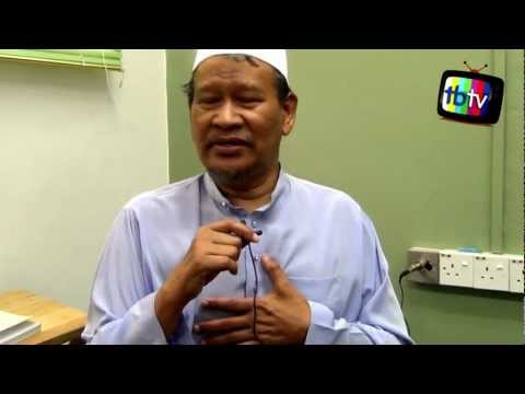 Telaga Biru TV : Ustaz Ismail Kamus – Bermuhasabah Diri