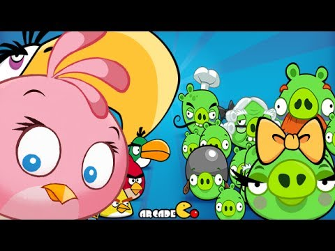 Bad Piggies, Angry Birds, Red Bird, Terence, Matilda, Bomb ...