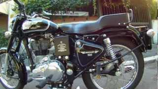 4. Royal Enfield Bullet 500 2013 model