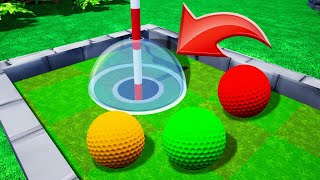 Video 99% Impossible To Finish This TROLL HOLE! (Golf It) MP3, 3GP, MP4, WEBM, AVI, FLV Juni 2019