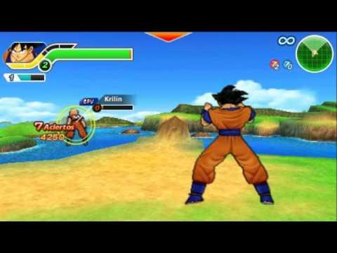 dragon ball z tenkaichi tag team psp code