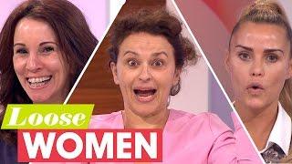 Loose Women Go Makeup Free! | Loose Women