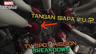 "Video Tangan Siapa Hayooo ?   TV Spot ""Mission"" Avengers Endgame Breakdown MP3, 3GP, MP4, WEBM, AVI, FLV April 2019"