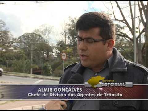 Acidentes em São José dos Campos Diminui
