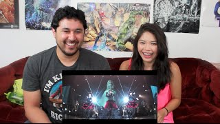 BABY METAL: GIMME CHOCOLATE REACTION!!!