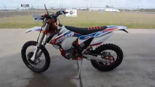 9. SALE $9,799:  2016 KTM 350 XCF W Six Days ISDE Slovakia Overview and Review