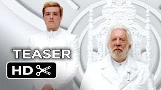 Nonton The Hunger Games  Mockingjay   Part 1 Teaser Trailer  2014    Josh Hutcherson Movie Hd Film Subtitle Indonesia Streaming Movie Download