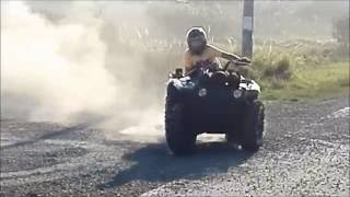 9. Yamaha Big Bear 400 4x4 [HD]