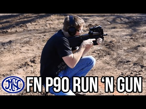 P90 Run and Gun (Well, PS90 SBRed)