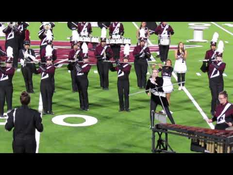 Ganado Band - Halftime Performance 2018