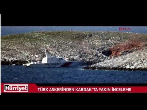 "Video - Μοντάζ των Τούρκων το βίντεο με το πλοίο να ""δένει"" στα Ίμια"